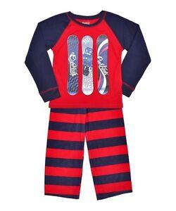 Brand New Boys OshKosh 'Skateboard' Children's Pyjamas PJs ...