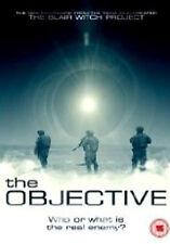 DVD:THE OBJECTIVE - NEW Region 2 UK
