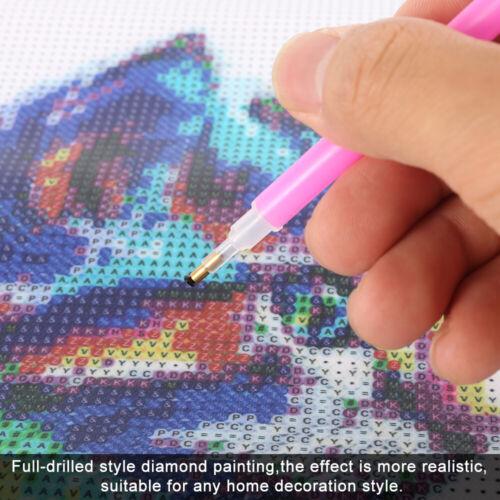 5D Diamant Katze Diamond Painting DIY Kreuzstich Stickerei Stickpackung Malerei