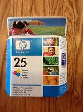 HP Inkjet print cartridge TRI-COLOR 25 (51625a) - EXP 2007/2008