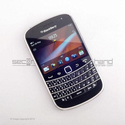 BlackBerry Bold 9900 8GB - Black - Unlocked - Good Condition