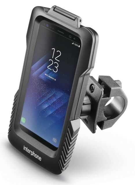 CASE SAMSUNG GALAXY S8 BY BIKE TOUCH SCREEN CELLULAR LINE WATERPROOF