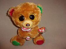 item 2 TY MWMT BELLA THE CHRISTMAS BEAR BEANIE BOO- 9