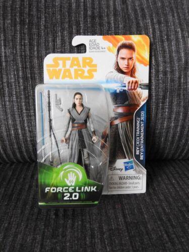 Solo Star Wars 3 3//4 inch Action Figure Jedi Training Wave 3 Rey