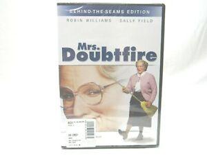 La-Senora-Doubtfire-Dvd-2009-conjunto-de-2-discos-detras-de-la-pelicula-Robin-Williams-Costuras