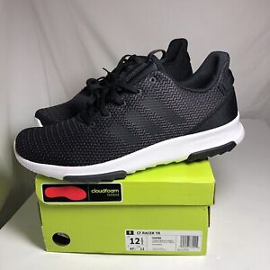 Details about Adidas CF Cloud Racer TR Trail Running Trainer Shoes Black  $75 DA9306 Mens 12.5