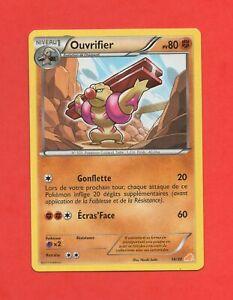 Pokémon N°14/30 - Gurdurr - PV80 (A6304)