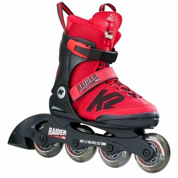 Capace K2 Raider Pro Junior Skate Nuovo