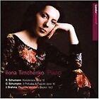 R. Schumann: Kreisleriana; C. Schumann: 3 Preludes & Fugues; Brahms: Paganini Variations Books 1 & 2 (2008)