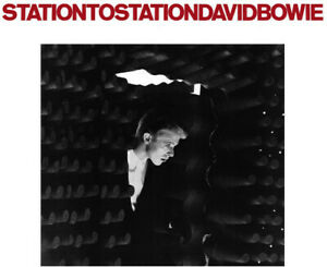 David-Bowie-Station-To-Station-New-Vinyl-LP-Rmst
