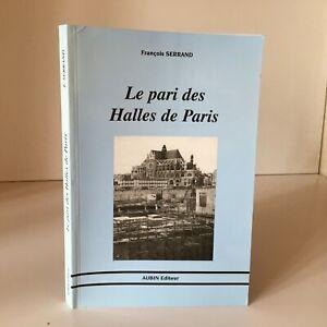 Envio-De-Autor-Francois-Sanchez-El-Pari-Las-Halles-De-Paris-Aubin-2001