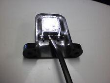 Tecniq Led License Plate Lamp Step Light Black Camper Trailer Map Usa