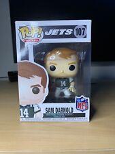 Funko Pop CALCIO NFL-JETS Sam darnold Figura in vinile #107