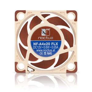 Noctua NF-A4x20 40mm 5000RPM Case Fan - Beige, Brown