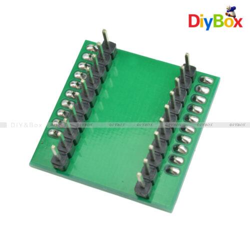 1//2//5PCS Simple Breakout Board For XBee Module XBee Shield Adapter