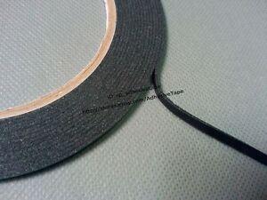 1mm-Thick-Phone-Display-DustProof-Black-Sponge-Double-Adhesive-Foam-Tape-Gasket