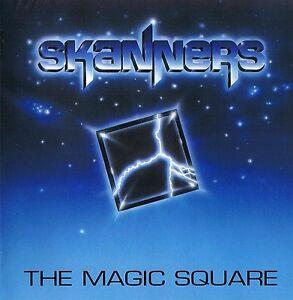 SKANNERS-The-Magic-Square-CD-1995