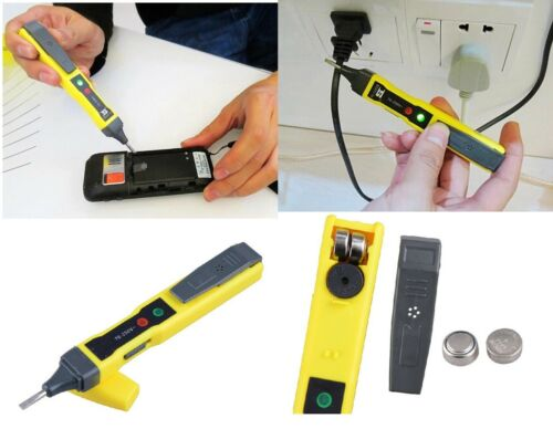 Multi-Function Tester 70-250V AC//DC Voltage Polarity Continuity Test Circuit