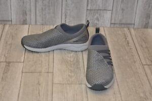 Merrell-1SIX8-Moc-AC-Slip-On-Sneakers-Women-039-s-Size-6-Grey