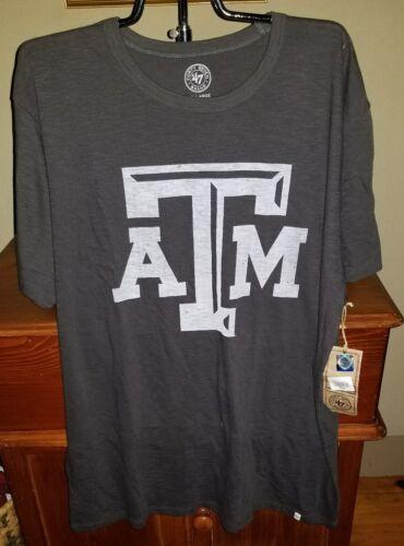 Texas A/&M Aggies 47 Brand Men/'s Scrum T-Shirt NWT size Small