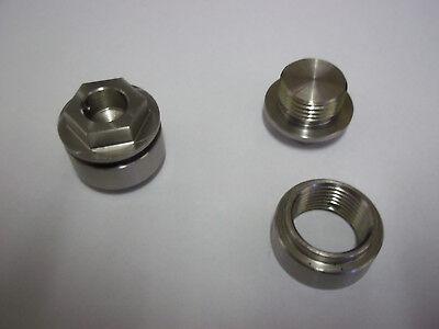 Louigi Moto weld in Lambda boss | eBay
