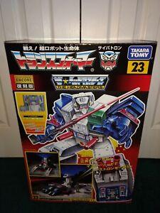 Fortress-Maximus-G1-Reissue-Encore-23-Transformers-Takara-2013-MISP-SEALED