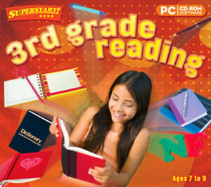 SUPERSTART-3rd-GRADE-READING-Create-your-own-Learning-Adventures-Brand-New