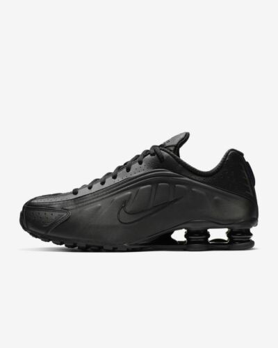 Triple R4 Noir Authentique 10 Pointure 5 Neuf Nike Homme Chaussures 13 Shox HqaXSppw