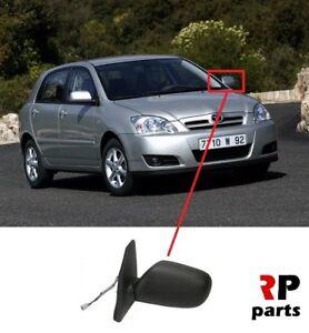 Para-Toyota-Corolla-E12-02-07-Nuevo-Ala-Espejo-electrico-climatizada-5-Pin-Izquierdo-LHD