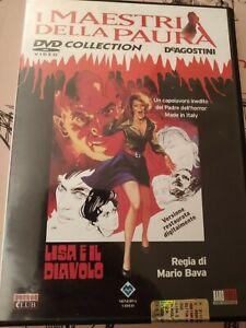 Lisa e il diavolo (1973) DVD come nuovo.Edizione i maestri della paura.
