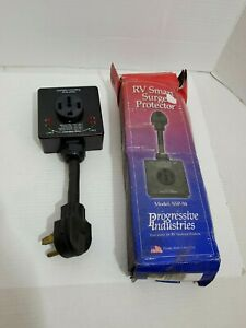 RV-Smart-Surge-Protector-Model-SSP-50-Camping-Outdoor-Motor-Home-Travel