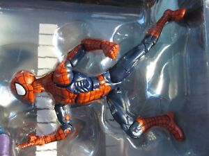 Marvel-Legends-6-034-Spider-Man-The-Raft-SDCC-Exclusive-Figure-New-Mint-Loose
