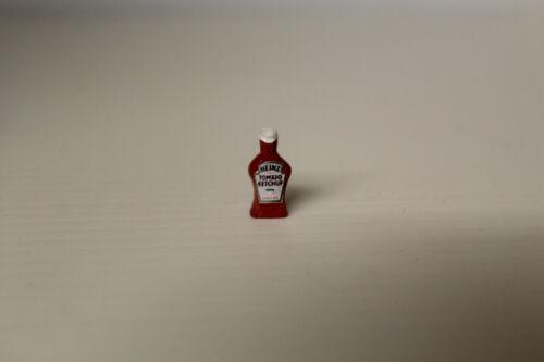 Casa De Muñecas (Botella De Metal Artesanal Heinz Tomato Ketchup