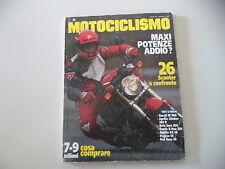 MOTOCICLISMO 7/1993 APRILIA CLIMBER 280/BETA ZERO 260/FANTIC K-ROO/MONSTER M 900