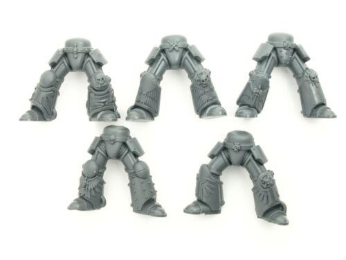 Deathwing Command Squad Legs 5x *Big Pack*