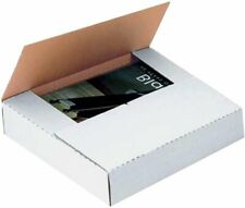 Corrugated Lp Mailers Variable Depth Box Shipping Mailers 12 Amp 1 Dep 50 Pack