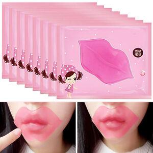 5-10X-Collagen-Crystal-Peal-Lip-Gel-Mask-Anti-Ageing-Plump-Moisturise-Skin-Care