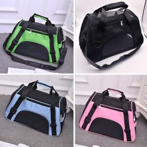 Portable-Pet-Dog-Cat-Puppy-Travel-Carry-Carrier-Tote-Cage-Bag-Crate-Kennel-Bags