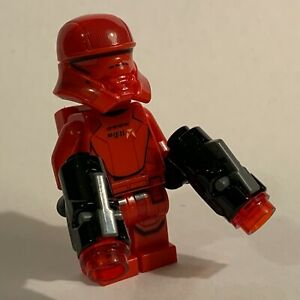 New Star Wars LEGO® Sith Jet Trooper Final Order Minifigure 75266