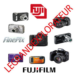 ultimate fujifilm finepix camera parts repair service manual
