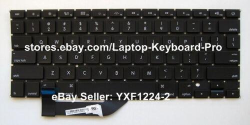 US English Backlit Keyboard for Apple MacBook Pro A1398