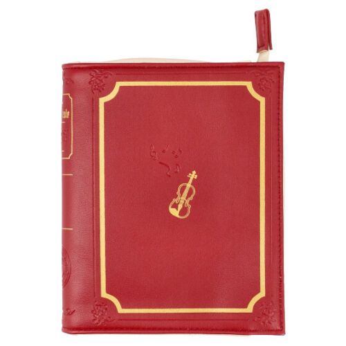 Whisper of the heart Book-shaped pouch fairy tail From Japan Ghibli NEW