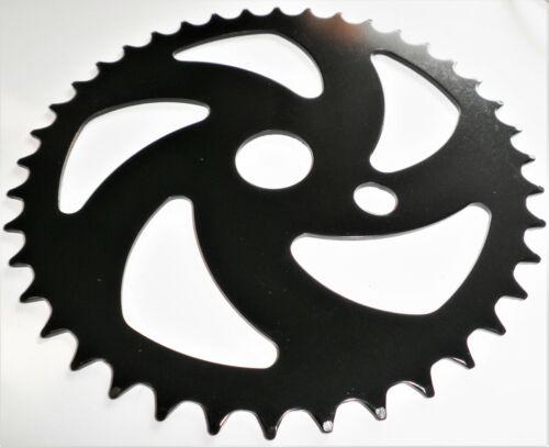 BLACK 40T BMX BICYCLE CHAIN RING BIKE PARTS 12-2