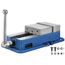 Vevor 6 Lock Precision Vise With Lock Vice Milling Drilling Machine Clamp Vice