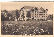 VILLARD-DE-LANS grand hôtel de paris ses prairies