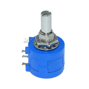 10K-3590S-2-103L-Ohm-Rotary-Potentiometer-Wirewound-Precision-Pot-10Turn