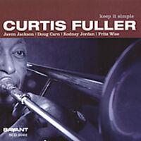 Curtis Fuller - Keep It Simple [new Cd]