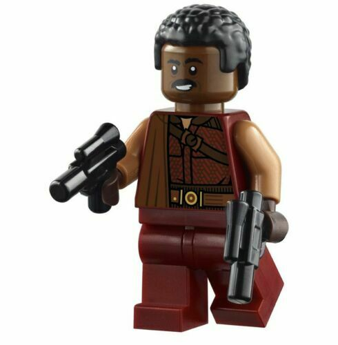 Lego Star Wars Greef Karga Mandalorian Minifigure from 75292