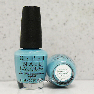 SUPER SALE OPI EURO CENTRALE Central Collection O.P.I Spring Summer Color Polish