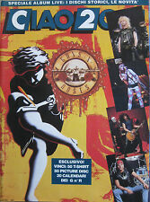 CIAO 2001 38 1991 Guns Roses Neville Brothers Spiritualized Tower Power Badlands